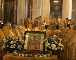 День памяти святого Александра Невского. 300 лет Лавре