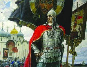 К 800-летию святого князя Александра Невского